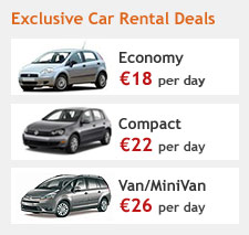 Exclusive Car Rental Deals